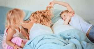 How to cope with early rising babies and Children