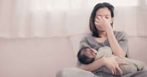 4 things that you should never say to a parent with a child who does not sleep….