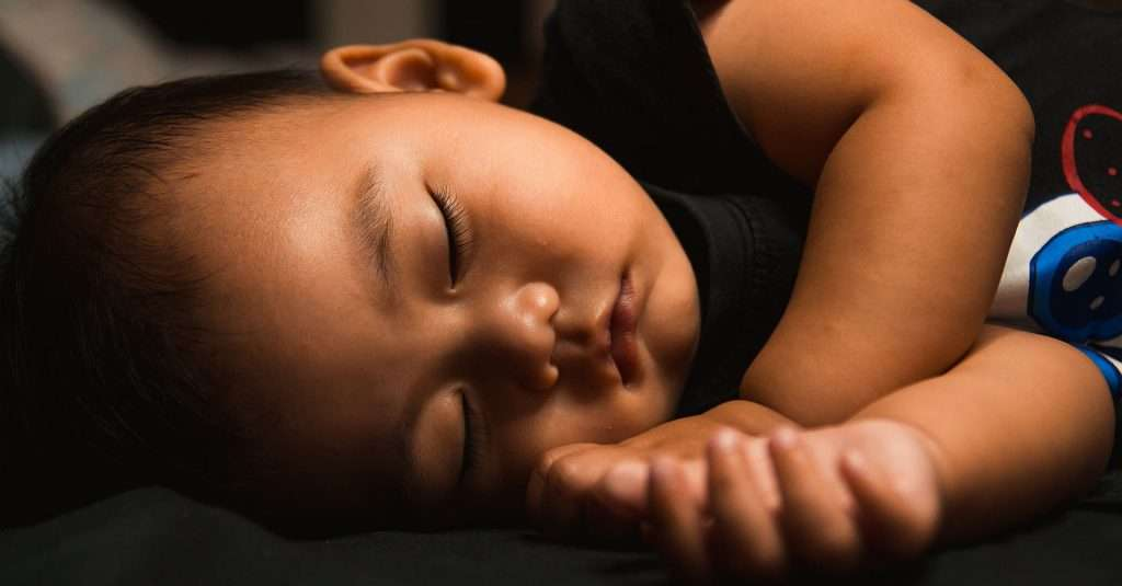 10 tips on improving your child's sleep